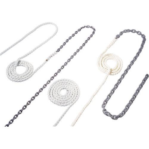 Maxwell Rope & Chain Kit - Chain Dia: 8mm - Rope Dia: 14mm (8 Plait Rope)