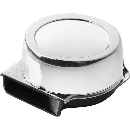 Vetus Single Compact Shell Horn 12 Volt Low pitch