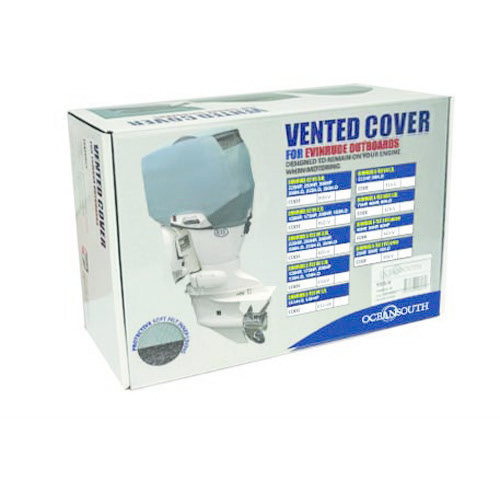 Oceansouth Evinrude Engine Vented Cover - Arnold's Boat Shop