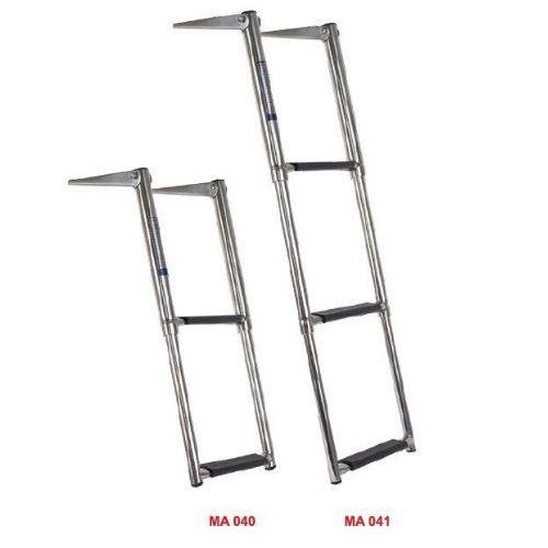 Ladders Stainless Steel | Deck Hardware - Arnold's Boat Shop