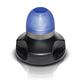 Hella 360° Multi-flash Signal Lamp - Blue LED Colour