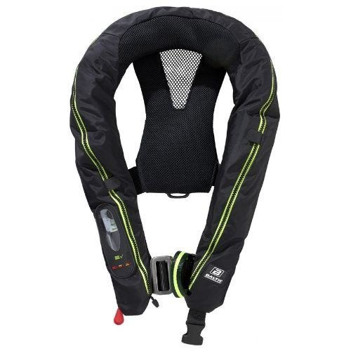 Baltic Legend 190 - Automatic Inflatable Lifejacket with Harness - Black