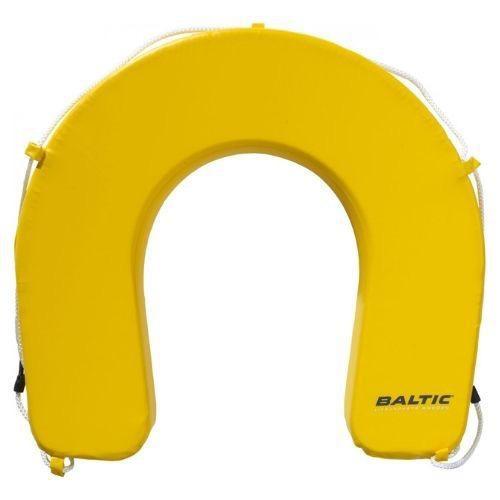 Baltic Horseshoe Buoy - Yellow