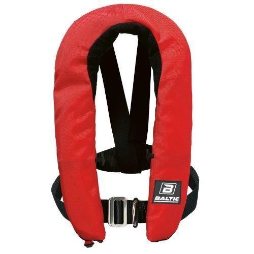 Baltic Winner 150 Zip Harn Manual - Unisex Red - One Size 40-150kg