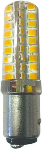 Lalizas BAY15D LED Bulb - Suits Lalizas Anchor and Tri Colour Lights