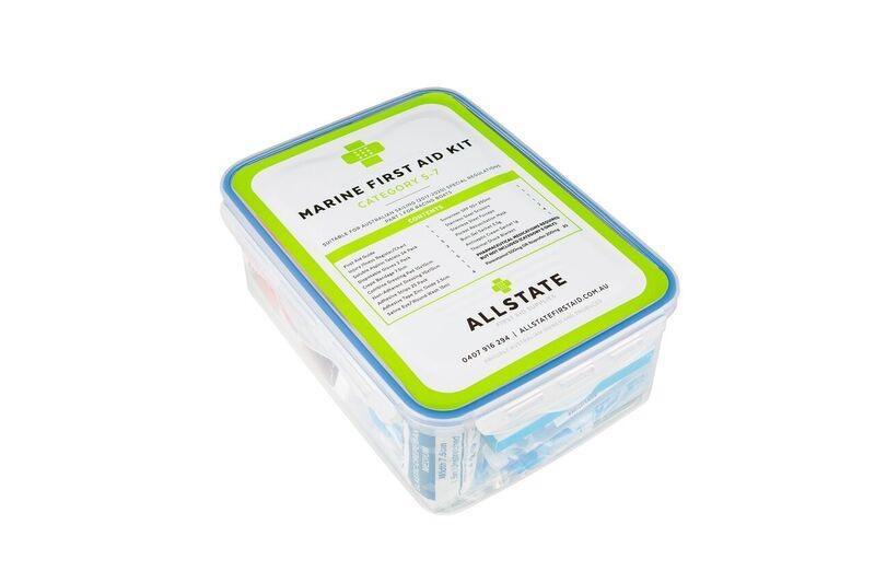 Allstate Category 5 to 7 Marine First Aid Kit