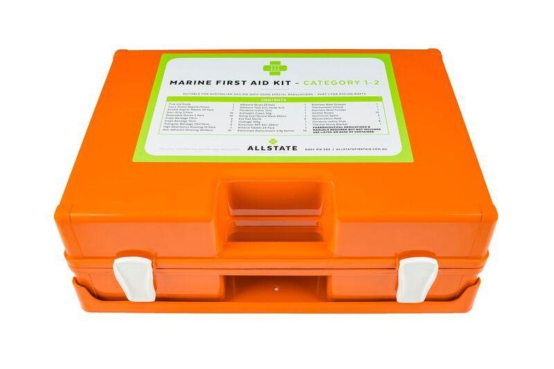 Allstate Category 1 to 2 Marine First Aid Kit