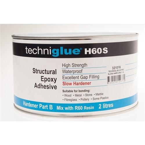 West System Techniglue H60 Slow Hardener Only