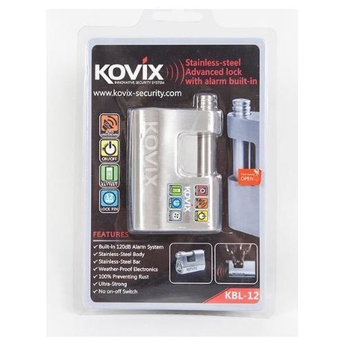 Kovix Alarmed Barrel Lock