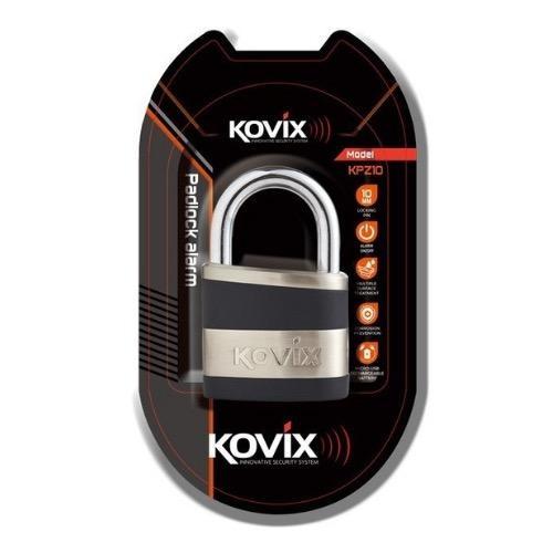 Kovix Alarmed Pad Lock