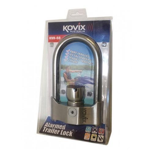 Kovix Alarmed Trailer Lock