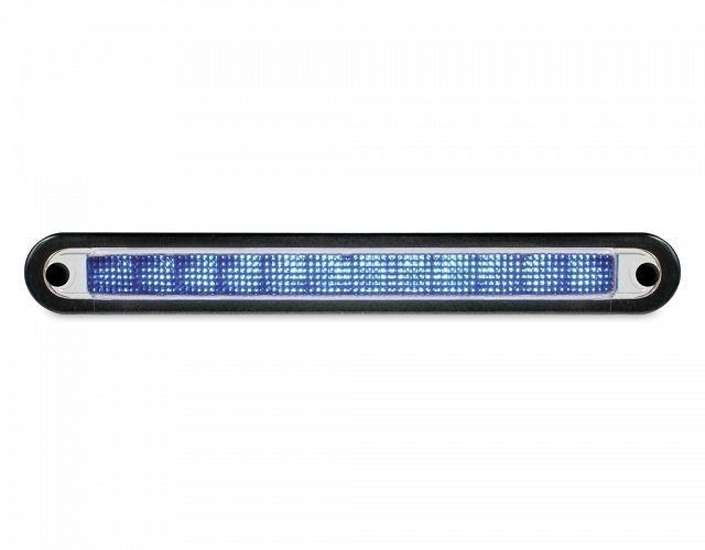 Hella Led Strip Lamp Blue Recess Mount 12V
