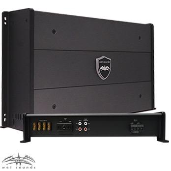 Wet Sounds Full Range High Power 2 Channel  Class D Amplifier