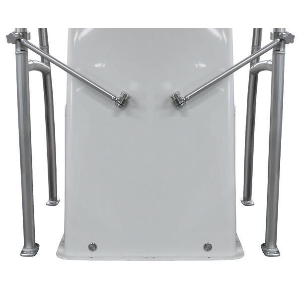 Relaxn T-Top V Brace Stabiliser Kit