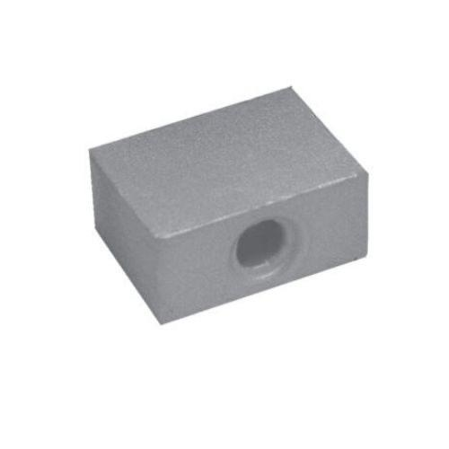 BLA Tohatsu Type Anode Block and Button (Zinc) - Replaces OEM Part No. 3B760 2181Z