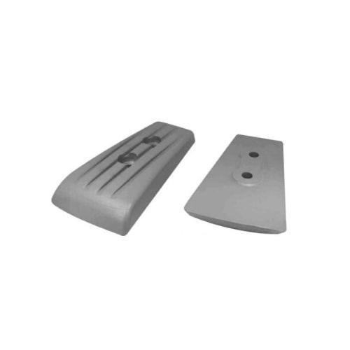 BLA Volvo Type Anode (Alloy) Block and Waffle - Replaces OEM Part No. 3589875A