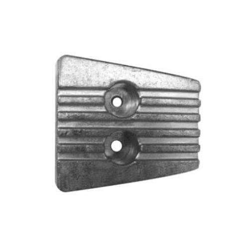 BLA Volvo Type Anode (Alloy) Block and Waffle - Replaces OEM Part No. 3841427A