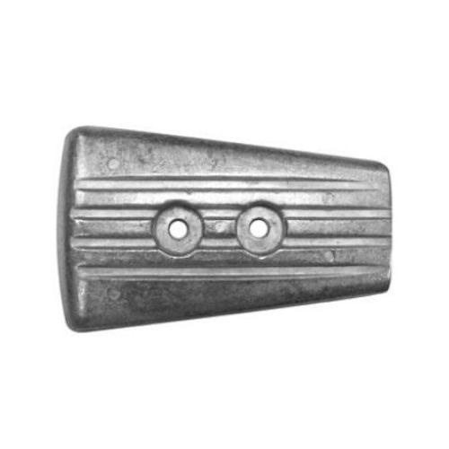 BLA Volvo Type Anode (Alloy) Block and Waffle - Replaces OEM Part No. 3883728A
