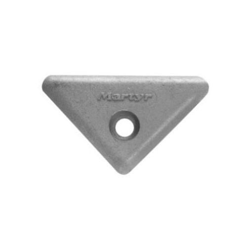 BLA Volvo Type Anode (Alloy) Block and Waffle - Replaces OEM Part No. 872793A