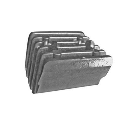 BLA Volvo Type Anode (Alloy) Block and Waffle - Replaces OEM Part No. 873395A
