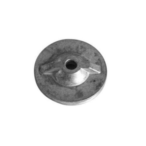 BLA Yamaha Type Anode (Alloy) Skeg - Replaces OEM Part No. 6E845 251 00A