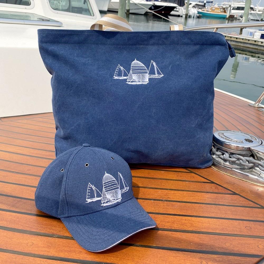 Nautigo 'Sail Away' - Beach Bag