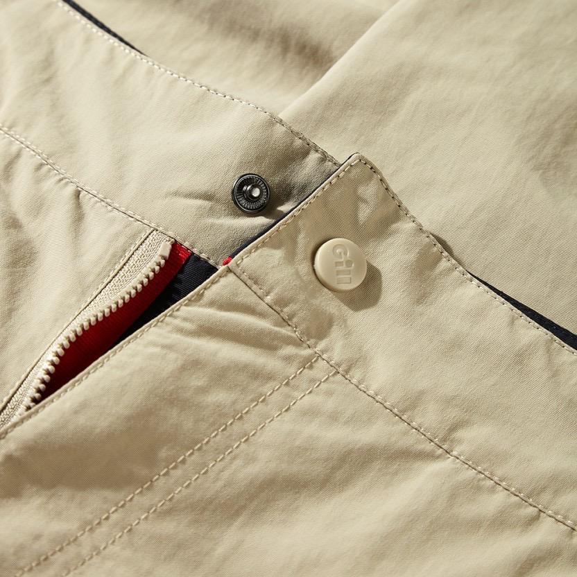 Gill Mens UV Tec Trousers - Khaki