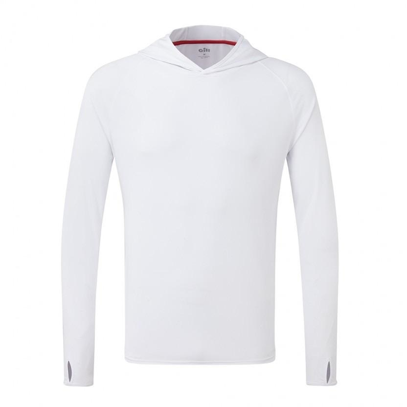 Gill UV TEC Hoody - White - Medium