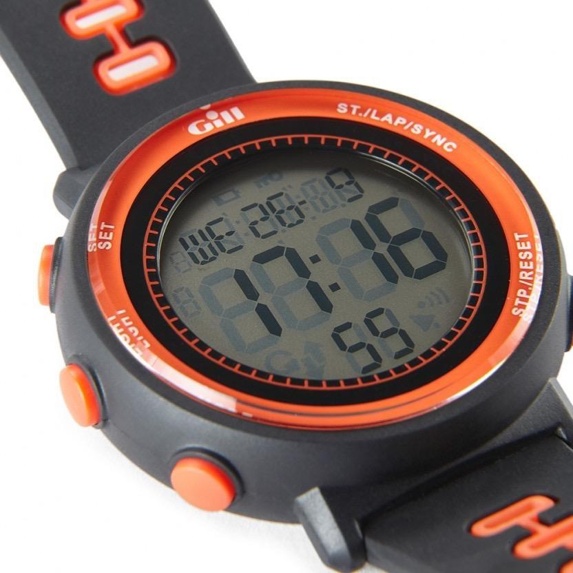 Gill Race Watch - Graphite/Tango - 1Size