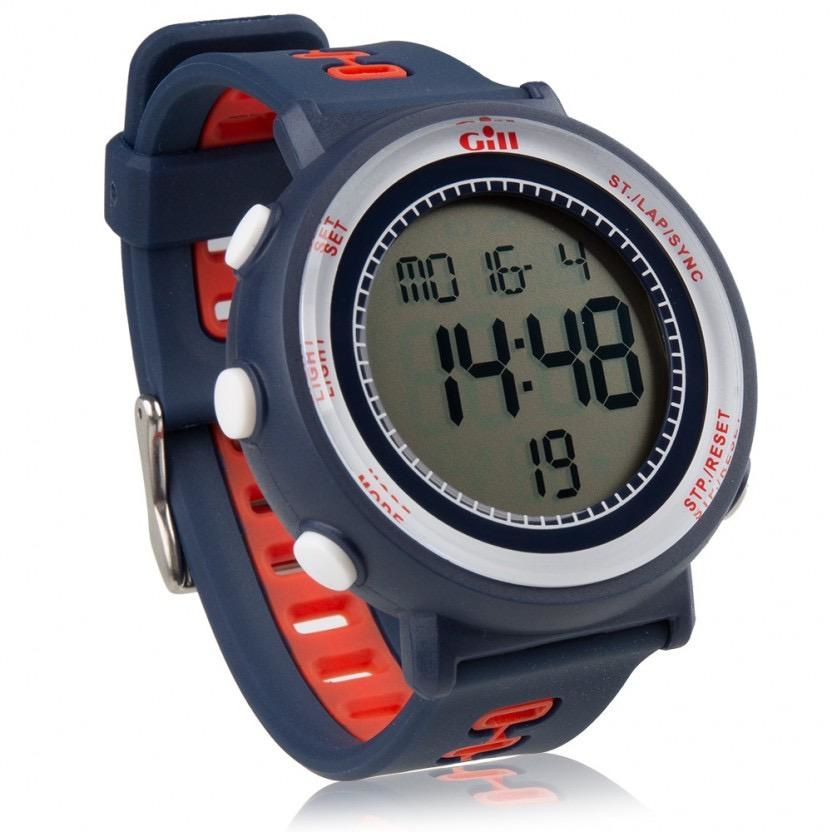 Gill Race Watch - Navy - 1Size