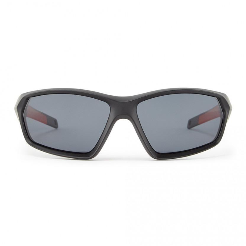 Gill Marker Sunglasses - Black/Smoke