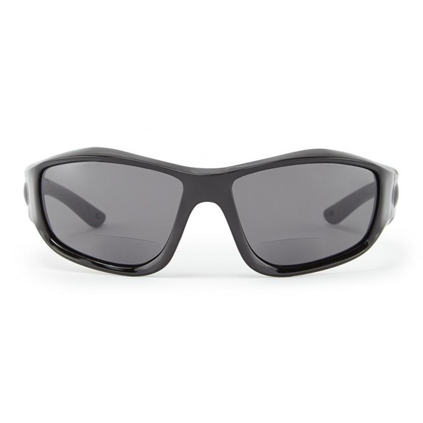 Gill Race Vision BI Focal Sunglasses - Black-Smoke 1