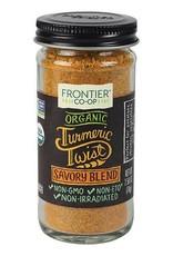 Frontier Frontier Co-op Organic Turmeric Twist Savory Blend 2.5 oz.