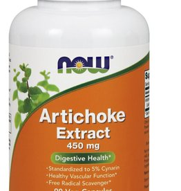 Now Foods Artichoke Extract 450 mg, 90 Capsules
