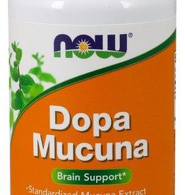 Now Foods DOPA Mucuna 90 Veg Capsules
