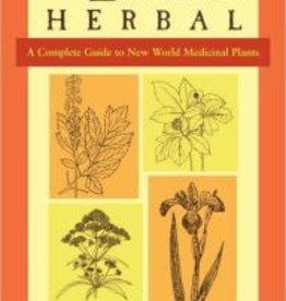 Earthwise Herbal (New World) by Mathew Wood