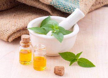 Oils-Essential Blends