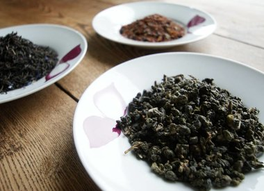 Teas- Green & Black