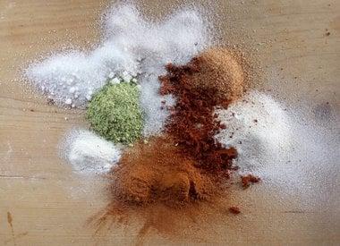 Formulas- Powder