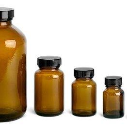 Amber Glass Vitamin Bottle 950cc