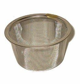Mason Jar, WIDE Tea Strainer (74-79mm dia 45mm ht)