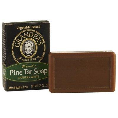 Grandpa's Grandpas Pine Tar Soap 3.25oz