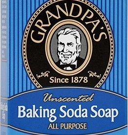 Grandpa's Grandpas Baking Soda Soap 3.25oz