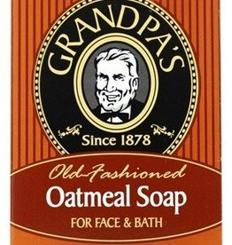 Grandpa's Grandpas Oatmeal Soap 3.25oz