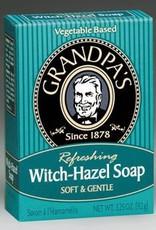 Grandpa's Grandpas Witch Hazel Soap 3.25 oz