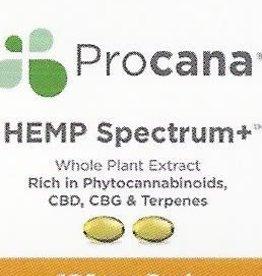 Procana Procana HEMP Spectrum+ (50mg) 2 softgels