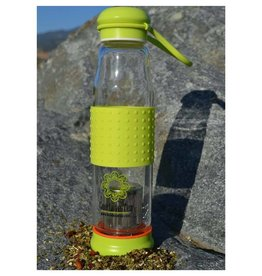 Tea Infuser Bottle – Glass