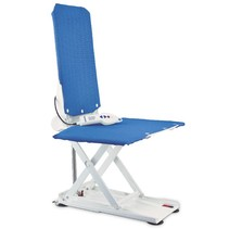 INVACARE AQUATEC R  RECLINING BATH LIFT BLUE OR WHITE