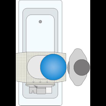 Planche De Transfert Invacare Aquatec Avec Disque Glissant