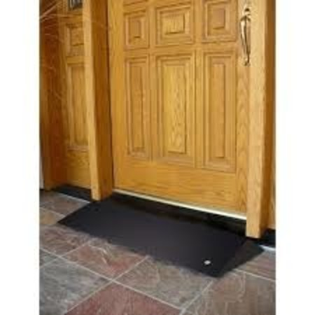 EZ-ACCESS EZ-ACCESS EZ-TAEM 2.5-2 Transitions Angled Entry Mat 2.5 Inch Black